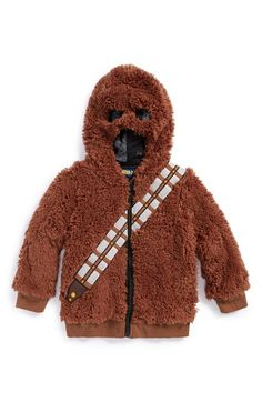 Chewbaca Hoodie!! hahaha