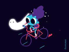 https://dribbble.com/shots/3815778-spooky-friend