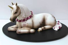 unicorn cake - The depressing fact that unicorns do not exist is a hard truth that every five year-old kid has to face. It's like a rite of passage from awe...