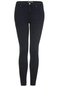 MOTO Blue Black Wash Leigh Jeans. Moto JeansDenim JeansSkinny JeansDenim  OutfitJean ... c83929eee28