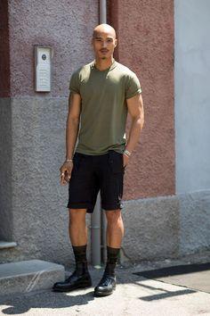 Model Style: Paolo Roldan Source:mananangggal