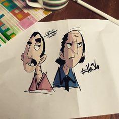 Saturday morning n1669 random faces sketch #Procreate #ipadproart #characterdesign  #art #draw #draws #cartoon #drawingoftheday #dailydrawing #artwork #dailyart #artoftheday #concept #drawing #arts #sketchbook #conceptart #arts #doodle #illustration #sketch #instaart #instadraw #instaartist #instadaily