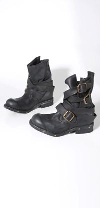 Jeffrey Campbell Brit boots for women $259 inspired by vintage stores