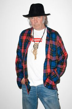 Neil Young by Terry Richardson