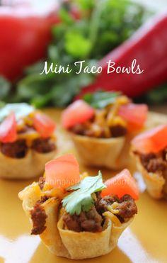 Mini Taco Bowls - Raining Hot Couponshttp://www.raininghotcoupons.com/mini-taco-bowls/