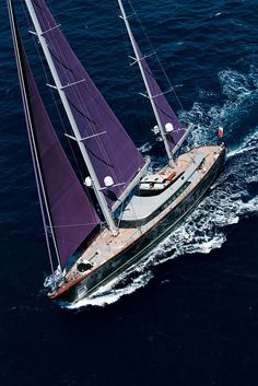 Baracuda by PERINI NAVI. Perini Navi is one of the world's great sailboat design/build companies (along with Wally). They are rightfully famous for beautifully designed boats that plush the edge of traditional sailing by offering the comfort of a motor yacht with the sailing experience of a pure sailboat.