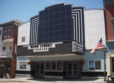 Movie theater in New Milford, CT.  Saw many many movies here during my childhood, teenage, young adult life