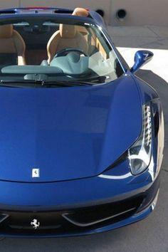 Ferrari 458 Italia Spider 4.5L V8 - Sounds good to us! Hit the image for more: http://www.ebay.com/itm/Ferrari-458-2dr-Conv-/271430568377?roken2=ta.p3hwzkq71.bdream-cars #spon