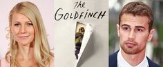 Who should play the characters for the movie adaptation of The Goldfinch