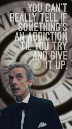 I never thought about it this way. I love Peter Capaldi as the new Doctor. He brought a very philosophical side to the show I Am The Doctor, 12th Doctor, Twelfth Doctor, Doctor Who Quotes, Nerd Herd, Don't Blink, Peter Capaldi, Dr Who, Superwholock