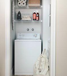 Rangement petit espace on pinterest smart kitchen - Astuces pour ranger sa maison ...