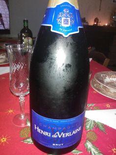 vigilia e champagne ...