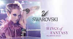 Swarovski Winter Collection 2012  #jewels4evryoccasion #everydaychic