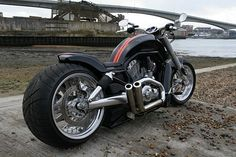 Bad Land Motorcycles Japan S Gigger V Rod Build Cars