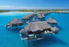 World's Most Beautiful Water Hotels
