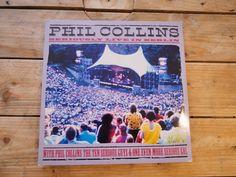 Phil Collins Seriously Live in Berlin LD LASERDISC PAL LD EX Cover EX origi 1990