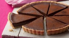 Look at this recipe - Salted Chocolate Tart - from Tyler Florence and other tasty dishes on Food Network.