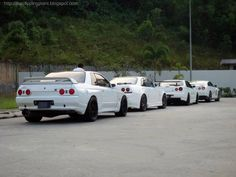 Which GT-R for you?  NISSAN SKYLINE R32 GTR, Nissan Skyline R33, Nissan Skyline GTR R34, Nissan GTR R35