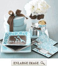 A really cute Baby Shower theme for your new boy addition to the family.