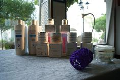 Complete face care treatment available at our workshops and on the Net http://www.ellacosmetics.es/products.html