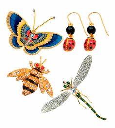 Bug Jewelry