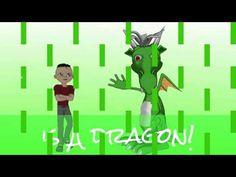 How I Met My Pet Dragon Book Trailer