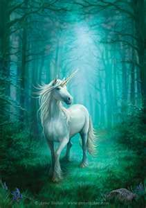 Love the colors .. and the magical mystical unicorn.