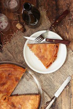 Kanela y Limón: Empanada gallega de carne con manzana