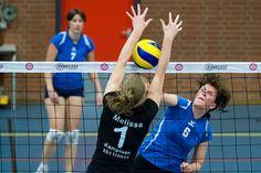Volleybal. www.topsportfoto.com