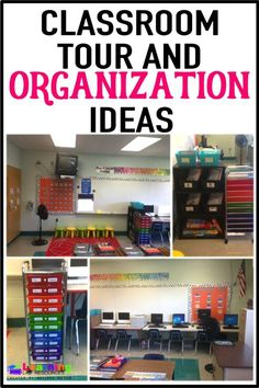 My classroom tour - learning lab resources Classroom Layout, Classroom Organisation, Teacher Organization, Classroom Design, Classroom Management, Classroom Ideas, Organization Ideas, First Grade Classroom, Classroom Setting