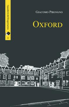 """di Giacomo Pirovano  Oxford, uno dei centri del sapere più antichi del mondo. Una città della campagna inglese, poco distante da Londra. Qui collegi antichissimi custodiscono costumi studenteschi, biblioteche silenziose, e aneddoti misteriosi. L'autore, che qui ha studiato, descrive la città, che non è solo universitaria, con la sua storia, i suoi usi, e le sue tradizioni, dove la convivenza tra studenti e """"locals"""" non è stata sempre facile e serena. In questo viaggio fra i cortili… Boarding Pass, Oxford, Senior Boys, Oxfords"""