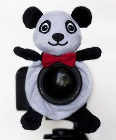 Panda Large Shutter Hugger by Shutter Huggers on #zulily! #zulilyfinds