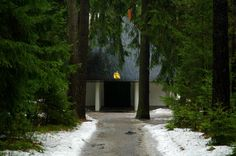 Skogskapellet 1918-20, Asplund|森の礼拝堂