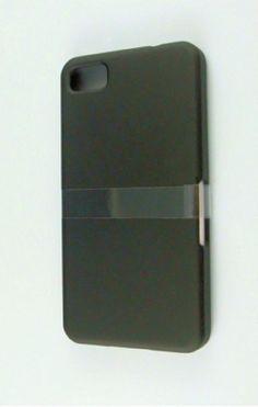 Xentris wireless hardshell for blackberry Z10 black pkg 1 #xentriswireless