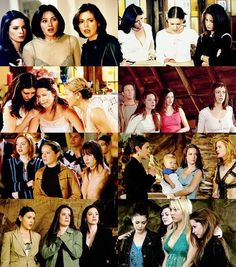 Charmed - wish prue didn't leave the show Serie Charmed, Charmed Tv Show, Tv Show Outfits, Abc Shows, Shannen Doherty, Twilight Pictures, Dirty Dancing, Gilmore Girls, Actresses