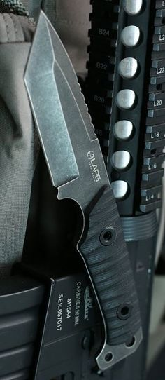 LA Police Gear Rendition Fixed Blade Knife @aegisgears
