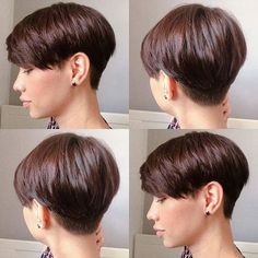 664 Likes, 3 Comments - Kurze Haare Pixie Hairstyles, Pixie Haircut, Cute Hairstyles, Undercut Pixie, Short Hair Cuts For Women, Short Hairstyles For Women, Best Short Haircuts, Light Hair, Short Pixie