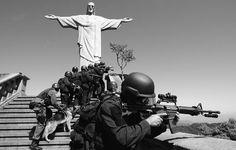 Cristo Rendentor, Rio de Janeiro.