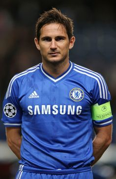 Frank Lampard of Chelsea FC. Chelsea Blue, Fc Chelsea, Chelsea Football, Chelsea Fc Wallpaper, Newcastle United Fc, West Ham United Fc, Milan, Rangers Fc, Go Blue
