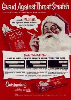 Papai Noel e Pall e Mall