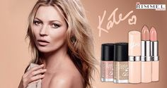 Kate Moss Nude Collection, Rimmel London - http://www.beautydea.it/kate-moss-nude-collection-rimmel-london/ - Scopriamo insieme la Nude Collection Rimmel creata in collaborazione con Kate Moss!