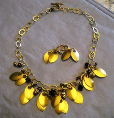 necklace by Jeanette
