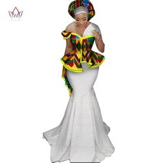 New Fashion Lace Skirt Set for Women Dashiki Elegant African Clothes Applique Plus Size Traditional African Dress African Wedding Attire, African Attire, African Wear, African Dress, African Clothes, African Outfits, African Women, African Prom Dresses, Latest African Fashion Dresses