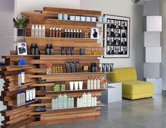hair salon retail displays | Salon Furniture IDI: Salon ...