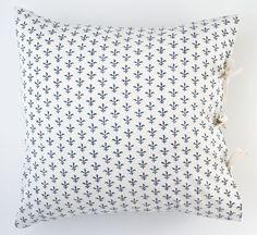 Fleur Deco Pillow | Les Indiennes