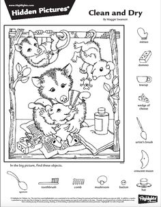 ALMOST prints full page Hidden Object Puzzles, Hidden Picture Puzzles, Hidden Objects, English Activities, Activities For Kids, Coloring Sheets, Coloring Pages, Diy Fashion Projects, Diy Projects