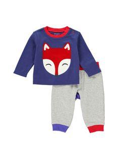 5f1f82b71 Baby clothes · Mix Apparel - Collection - Colourblock Fox Play Set