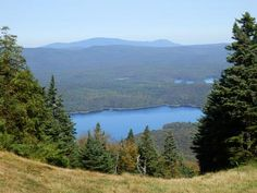 Hiking in Vermont, the Green Mountain State