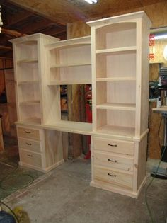 Hi my name is Robert and I love working with wood and building furniture. This is a part time hobby of mine, but I can make just about anything from wood. I have 20 years' experience as a woodworker. I live in Pensacola Florida. I make all my furniture in my shop from all wood material not press or particle board. I do built ins, custom cabinetry, closets systems, laundry rooms, garage storages units, and many other wood projects of your desires.