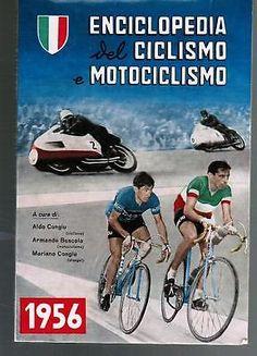 ENCICLOPEDIA DEL CICLISMO E MOTOCICLISMO, 1956